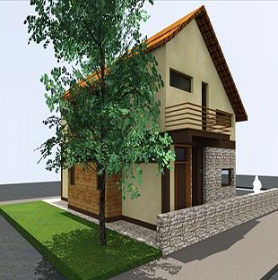 Индивидуална Станбена куќа - Нерези