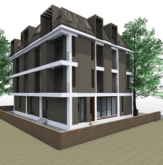 Колективна станбена зграда – Ѓорче Петров